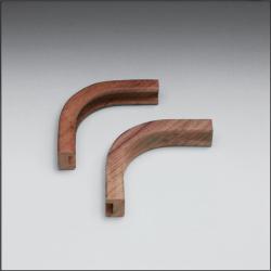 """Inside corner bulkhead molding  5/8""""H x  …"""
