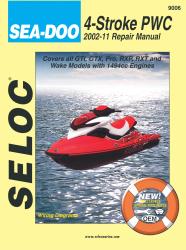 Sea-Doo Bombardier Jet Ski PWC 4-STROKE 2002- …