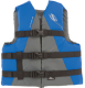 Classic Series Nylon Vests, Youth Blue - Stea …