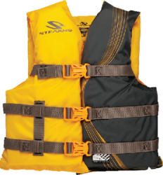 Classic Series Nylon Vests, Youth Gold Rush - …