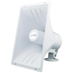 Speco SPC-40RP Hailer Horn - 7 x 11, White, 4 …