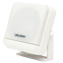 Poly-Planar MB41 VHF Extension Speaker (White …