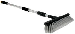 Adjustable Wash Brush W/Telescoping Handle