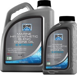 HP Synthetic Blend 2T Engine Oil, 1 Liter/33. …
