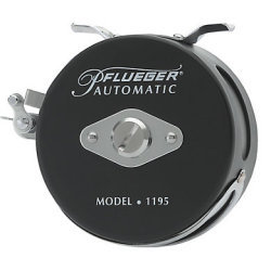 Pflueger Automatic Fly Reels Reel Size:7/8, H …