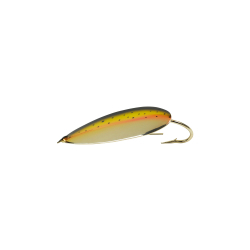Silver Minnow 3 3/4in  Spoons Color: Chrome T …