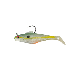 "Berkley PowerBait 3"" Pre-Rigged Swim Sha …"