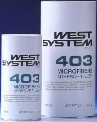 6 Oz 403 Microfibers Filler - West System