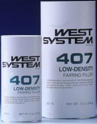 4 Oz 407 Low-Density Filler - West System