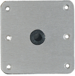 "Attwood Lock-N-Pin Base Plate 7"" X 7&quo …"