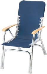 Deck Chair, Navy Blue
