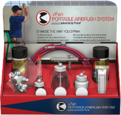 Vfan Portable Air Brush System