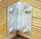 Tie Down Engineering Dock Hardware - Angle Br …