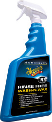 Rinse Free Wash-N-Wax, 32 oz. - Meguiar's