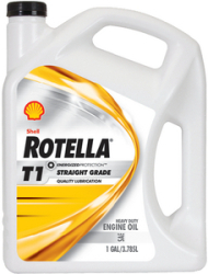 Rotella 40 Weight Diesel Oil, Gallon