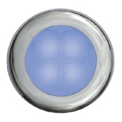 Slim Line Blu White Bzl Spcr 12v - Hella