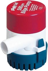 500 Gph Bilge Pump 24v (Round) - Rule