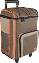 Coleman Soft 42 Can Tan/Orange Cooler