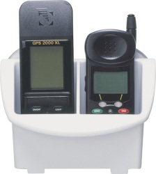 GPS - Cell Caddy, White - Tempress