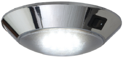 Led Day/Night Dome Light, Chrome - Seadog Lin …