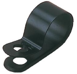 Nylon Cable Clamp, 3/8 X 1/2 - Seadog Line