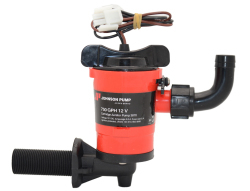 Ranger Cartridge Aerator Pump,750 GPH