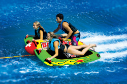 Big Bazooka, 1-4 Rider - WOW Watersports