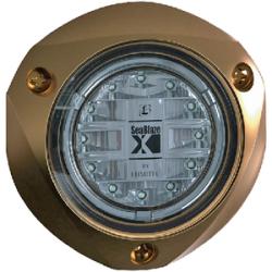 Lumitec Seablazex Underwater Light, Bronze