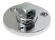 "Chrome/Brass Garboard Drain Plug-1/2"" Pi …"