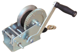 Manual Trailer Winch, 3,000 Lbs - Seachoice