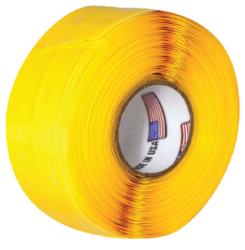 Silicone Self-Fusing Tape, Yellow - Seachoice