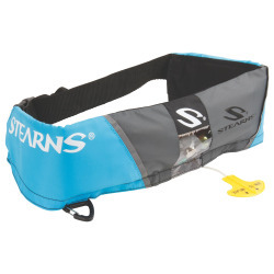 Stearns 0340 M16 Manual Inflatable Belt Blue/ …
