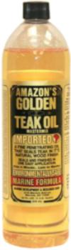 Golden Teak Oil, Gallon