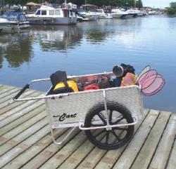 Dock Edge Aluminum Collapsible Smartcart Dock …