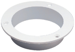 "Plastic Interior Trim Ring, 4"" - Marinco"