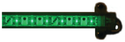 "10"" Led Strip Light, Green - SeaMaster L …"