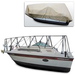 Navigloo Boat Shelter for 23 ft. - 24 ft. Run …