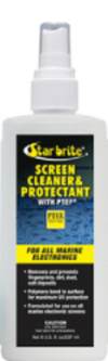 Screen Cleaner With Ptef, 8 Oz. - Star Brite