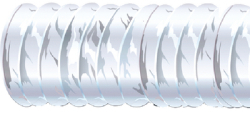 "4"" X 10' White Vinylvent Duct Hose - …"