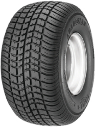 Kenda K399 205/65-10 Bias Tire w/ 5H Galvaniz …