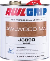 Awlwood Ma Gloss Finish, Qt. - Awlgrip
