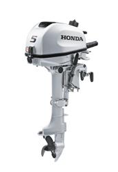 5hp Outboard, Long Shaft - Honda Marine