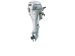 9.9hp Outboard, Long Shaft, Electric Start -  …