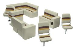 Fishing Boat Seat Group, Complete, Pontoon Sa …