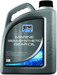 Marine Semi-Synthetic Gear Oil, 4 Liter