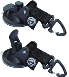 SUP Suction Cup Tie Downs, 2-Pack