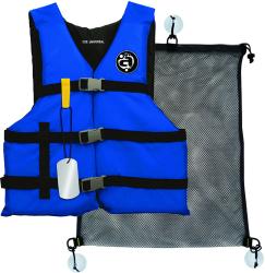 SUP Deluxe Coast Guard Kit, Type III
