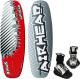 Wakeboard, 135cm, w/Grind Bindings - Airhead