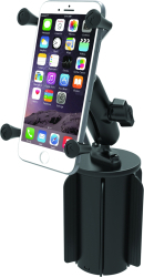 Cup Holder Mount Large Cell Phone Holder