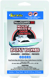 Boat Bomb Odor Control, (1) 10 gr.